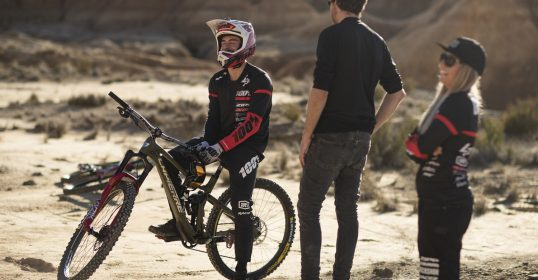 Lapierre Cycles Spicy Super Enduro 170 mm Mexico Adrien Dailly